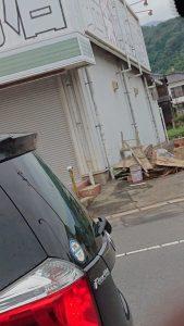 西日本豪雨水害 呉市ボランティア(北九州)