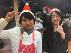 門司ケ関学園クリスマスボランティア(北九州)